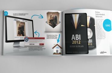 Brochure Design – Event Photography Company